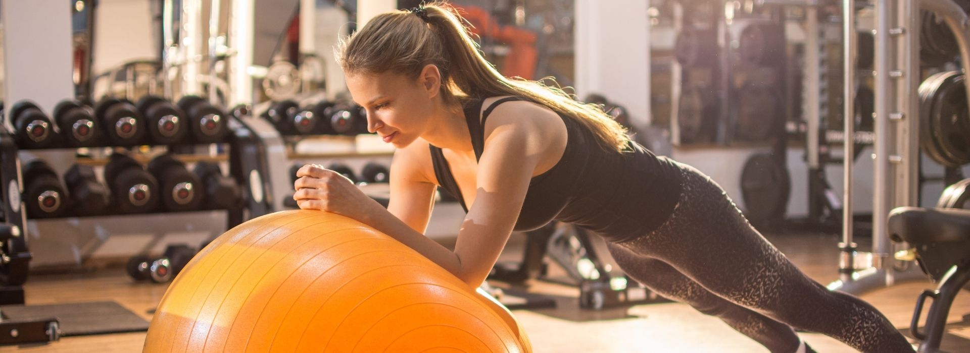 "Benefits of Using a ""Stability Ball"" in Your Training"